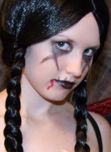 Slutty Teen Shelby Teases In Her Slutty Halloween Costume - Picture 6